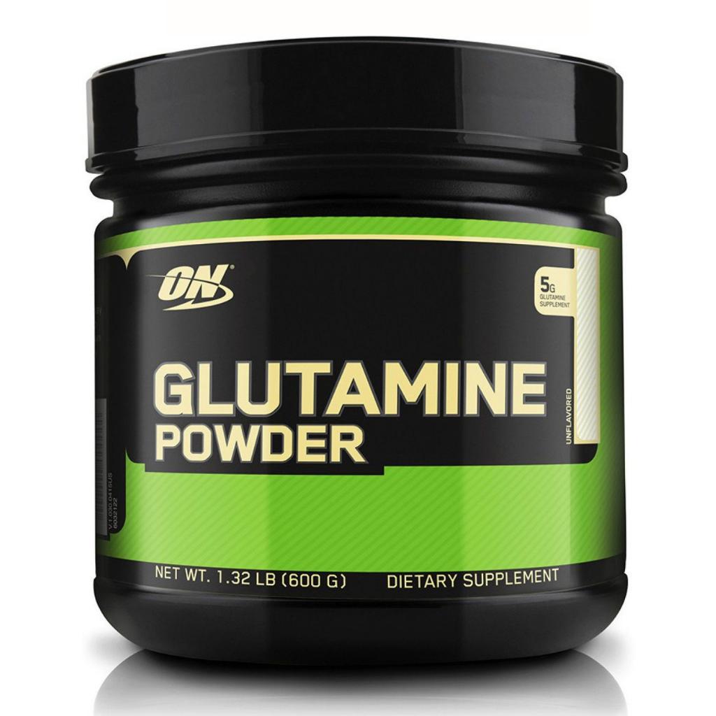 Глютамін Glutamine Powder Optimum Nutrition 600 г
