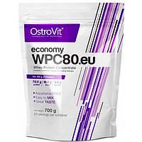 Протеин Economy WPC80 OstroVit  700 грамм