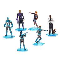 Игровой набор фигурок Капитан Марвел Marvel's Captain Marvel Figure Set Оригинал Дисней