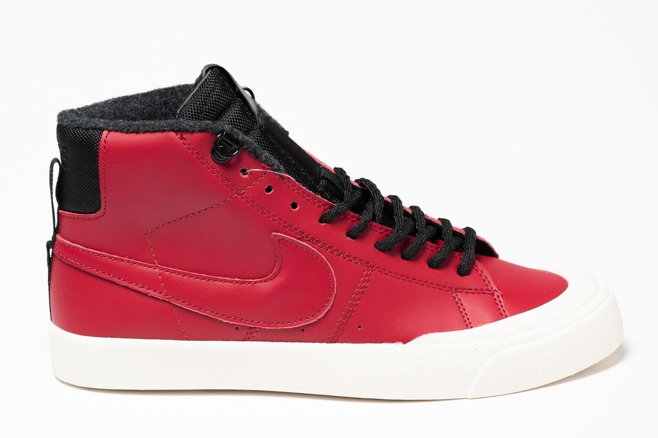 "Мужские зимние кроссовки Nike Skei Board  ""Red"""