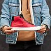 "Мужские зимние кроссовки Nike Skei Board  ""Red"", фото 3"