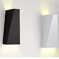Светильник садово-парковый для подсветки фасада WD-056 LED  6W  черный IP65 3000К, фото 6
