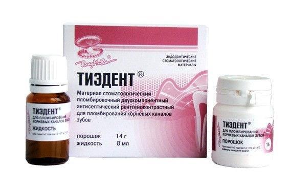 Тиэдент (Tiedent) 14 р + 10 мл