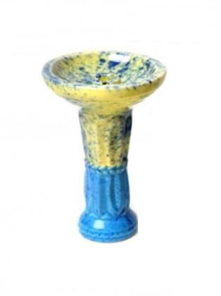 Чаша GrynBowls Antic Blue\White