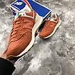 Кроссовки женские New Balance 574 Teracot оранжевые (Оригинал), фото 3