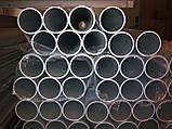 Алюминиевый профиль — труба алюминиевая круглая 50х2 Б/П, фото 3