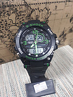 Часы G-Shock  Джи шок мужские Smael с будильником