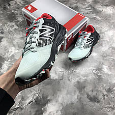 Кроссовки женские New Balance 690 белые-черные (Оригинал), фото 3