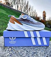 Мужские стильные кроссовки Adidas Shark реплика
