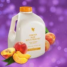 Форевер Гель Алоэ с Персиком/Forever Aloe Peaches