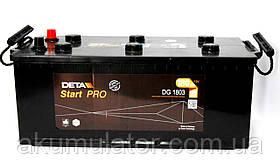 Акумулятор автомобільний DETA Start PRO 180
