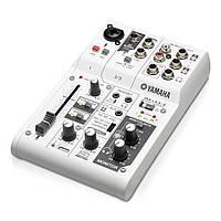 Гібридний мікшерний пульт (аудіоінтерфейс) YAMAHA AG03, фото 1