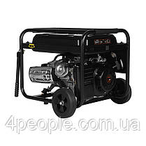 Генератор бензиновый Dnipro-M GX-70E|СКИДКА ДО 10%|ЗВОНИТЕ, фото 3