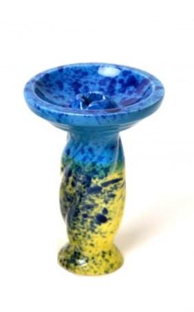 Чаша GrynBowls Spawn White\Blue