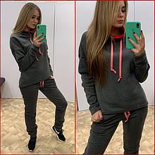 Спортивный костюм на флисе ~Prime~ серый