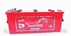 Акумулятор автомобільний RED HORSE 140