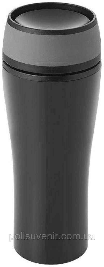 Термокружка пластиковая 400 мл.