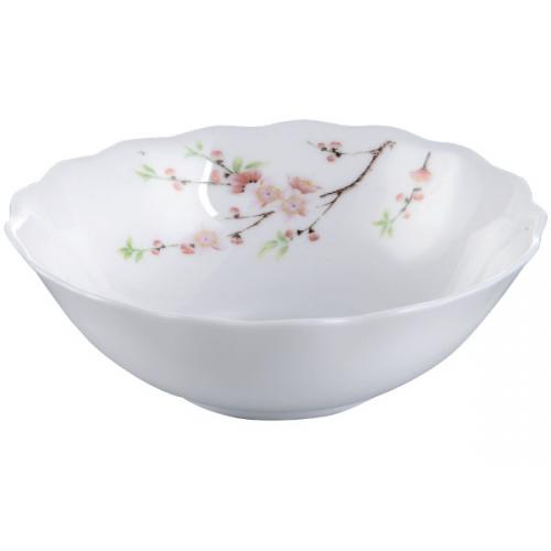 Тарілка-салатник7 Японська вишня