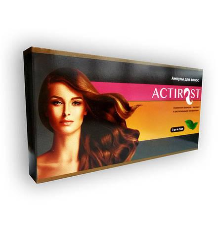 ActiRost - Ампулы для роста волос (АктиРост), фото 2