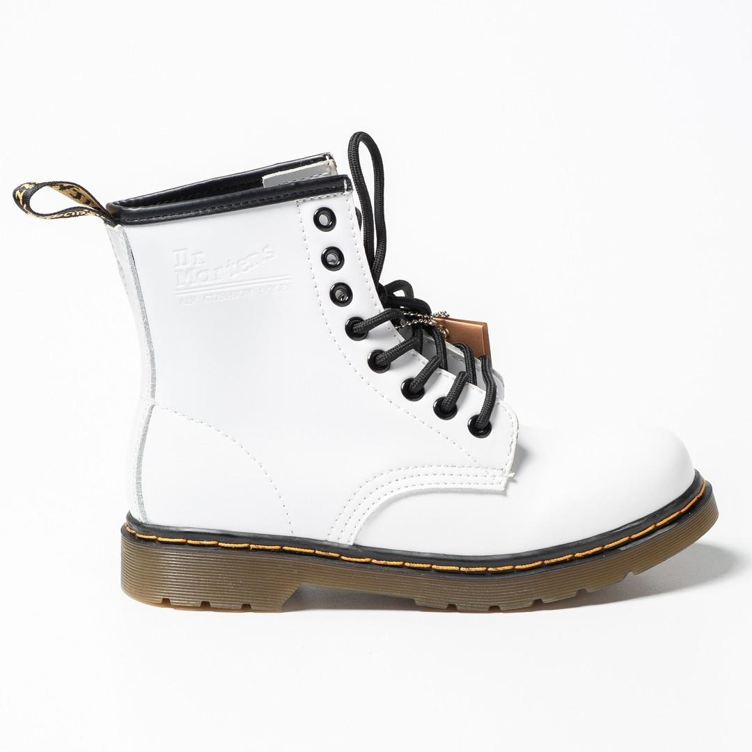"Мужские зимние ботинки Dr.Martens ""White"""