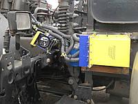 Контроль расхода топлива, мониторинг транспорта (двигателя с Common Rail, насос форсунка)