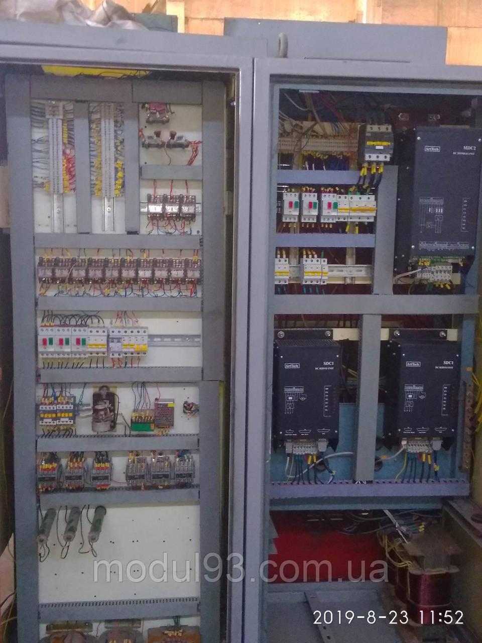 Модернизация станка 16К30Ф305.