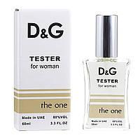 Тестер Dolce&Gabbana The One Women, 60 мл