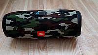 Портативная Bluetooth колонка JBL charge 3 камуфляж ЖБЛ чардж, фото 3