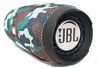 Портативная Bluetooth колонка JBL charge 3 камуфляж ЖБЛ чардж, фото 4