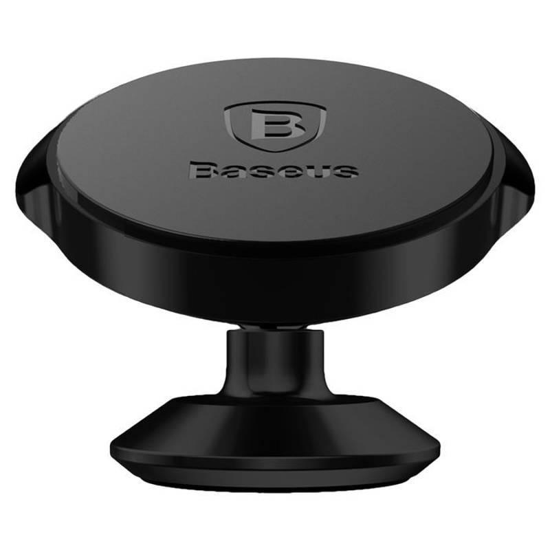 Автодержатель магнитный Baseus Small Ears Series Magnetic Bracket (SUER-L01) - Black