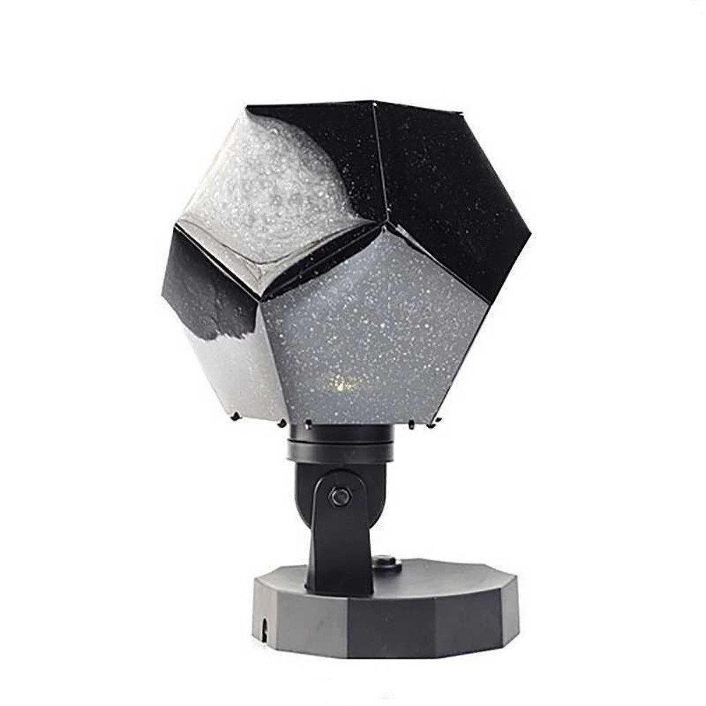 Ночник Созвездие Cosmos Adult of Science ЧЕРНЫЙ | Проектор звездного неба