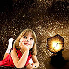Ночник Созвездие Cosmos Adult of Science ЧЕРНЫЙ | Проектор звездного неба, фото 5