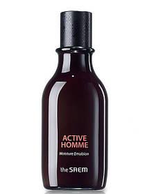 Увлажняющая эмульсия для мужчин The Saem Active Homme Moisture Emulsion 160 мл (8806164139318)