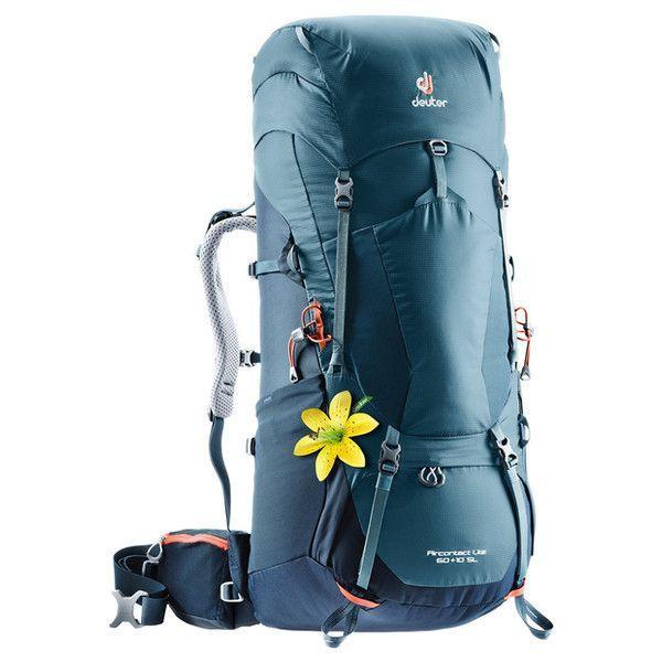 Рюкзак жіночий Deuter Aircontact Lite SL 60+10 л