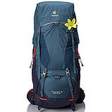 Рюкзак жіночий Deuter Aircontact Lite SL 60+10 л, фото 2