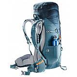 Рюкзак жіночий Deuter Aircontact Lite SL 60+10 л, фото 7