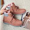 Ботинки зимние женские Dual /розовые, 36-41, dr-092/, фото 3
