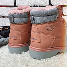 Ботинки зимние женские Dual /розовые, 36-41, dr-092/, фото 2