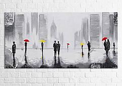Картина YS-Art Premium Коллекция 160х80 см Приятная встреча (HPS002D)