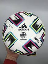 Футбольный мяч Adidas Uniforia EURO2020 League Box FH7376 (Оригинал), фото 2