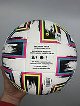 Футбольный мяч Adidas Uniforia EURO2020 League Box FH7376 (Оригинал), фото 3