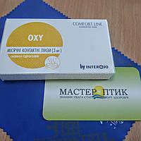Контактні лінзи Interojo, OXY, (Оксі)