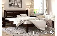 """Двуспальная кровать """"ТЕА Плюс"""" 160х190см"""