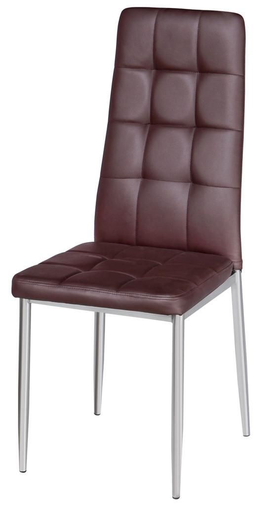 Стул DSC-022 DAOSUN, коричневый