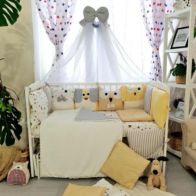 Детское постель для новорожденных