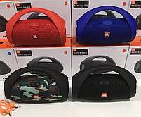 Портативная bluetooth колонка JBL Boombox mini камуфляж. Жбл бумбокс, фото 2