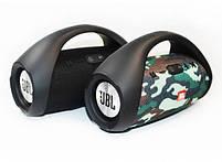 Портативная bluetooth колонка JBL Boombox mini камуфляж. Жбл бумбокс, фото 3