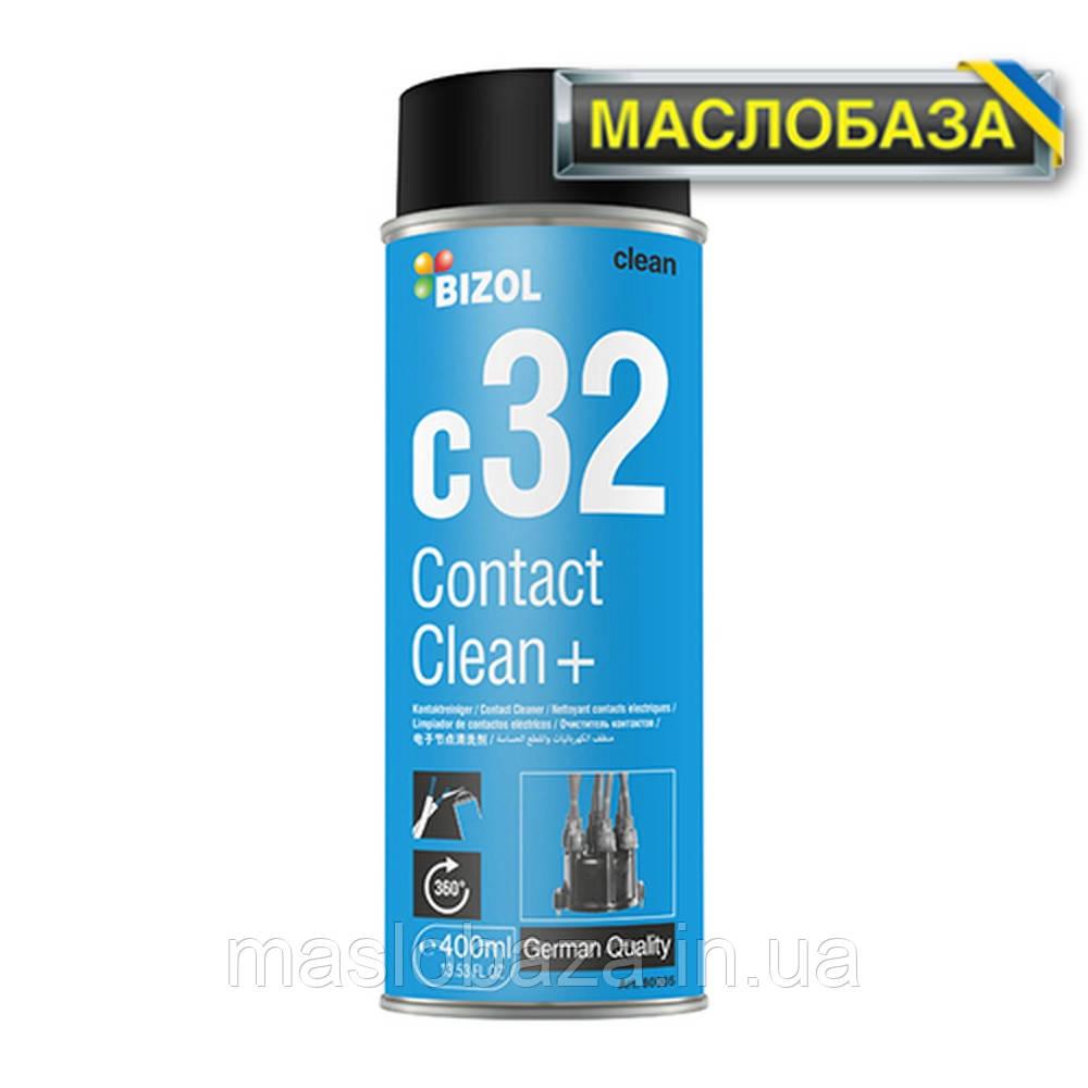 Очищувач контактів - BIZOL Contact Clean+ c32 0,4 л