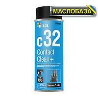 Очищувач контактів - BIZOL Contact Clean+ c32 0,4 л, фото 1
