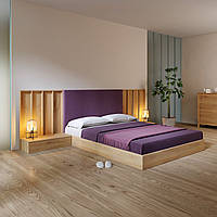 Деревянная кровать дубовая KARDINAL1600*2000